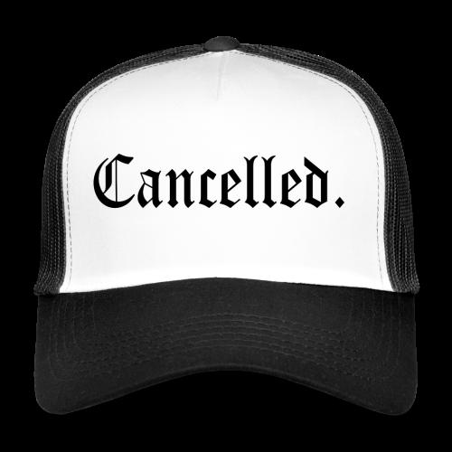 King - Cancelled - Trucker Cap