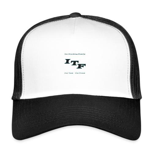 Logo Grijs Trans - Trucker Cap