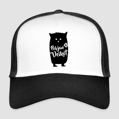 Veikko-pöllö - Trucker Cap