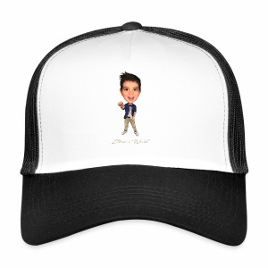 Ethan's World - Trucker Cap