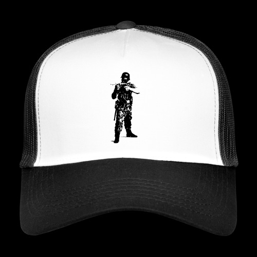 Soldat Attacke - Trucker Cap