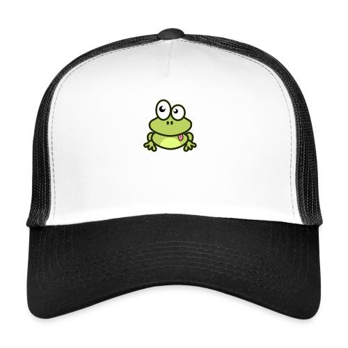Frog Tshirt - Trucker Cap