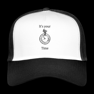 su su tiempo - Gorra de camionero