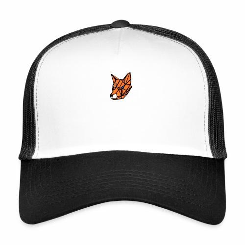 renard geometrique - Trucker Cap