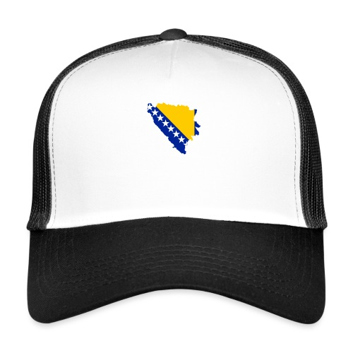 Bosnia and Hercegovina - Trucker Cap