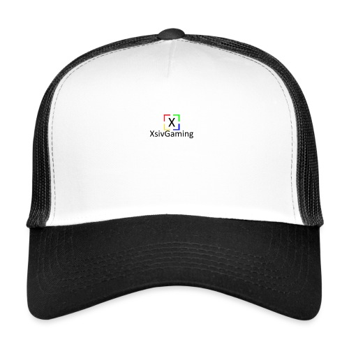 XsivGaming Logo - Trucker Cap