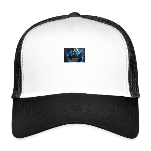 infinity war taped t shirt and others - Trucker Cap