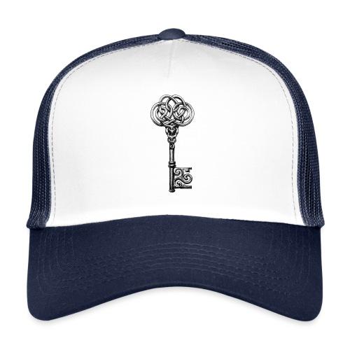 CHAVE-celtic-key-png - Gorra de camionero