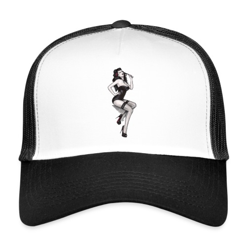 Pin Up Nadia Luongo - Trucker Cap