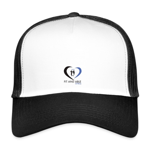 Fit and Able Fitness Logo - Trucker Cap