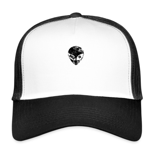 area 10 plain logo male polo top - Trucker Cap