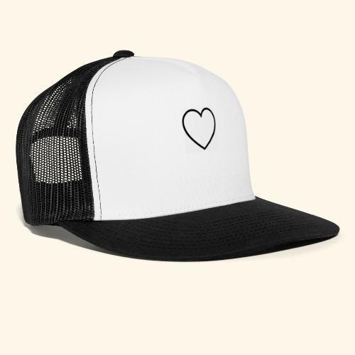 heart 512 - Trucker Cap