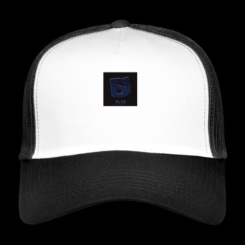 DJS_Logo - Trucker Cap