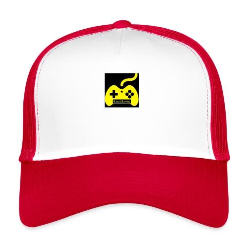 BassoGames Logi - Trucker Cap