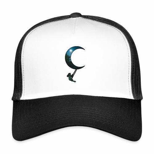 La Lune - J'peux pas j'ai la Lune ! - Trucker Cap