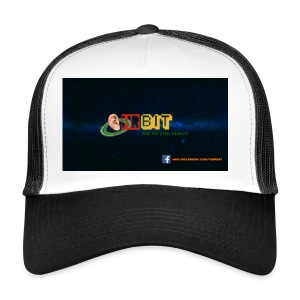 OhrBit Logo - Trucker Cap