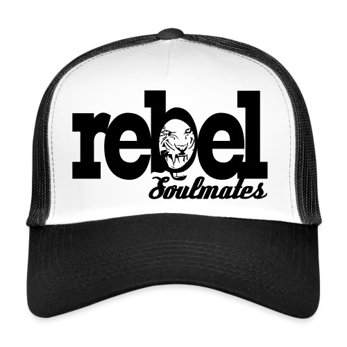 REBEL SOULMATES - Trucker Cap