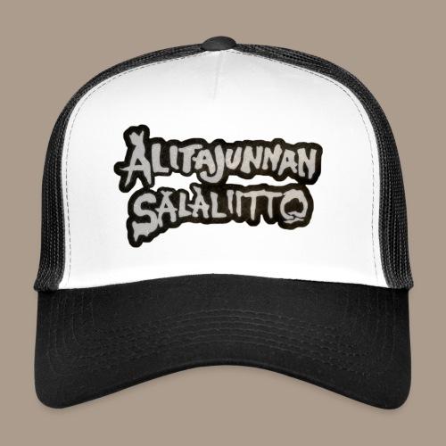 Alitajunnan Salaliitto - 2020 logo - Trucker Cap