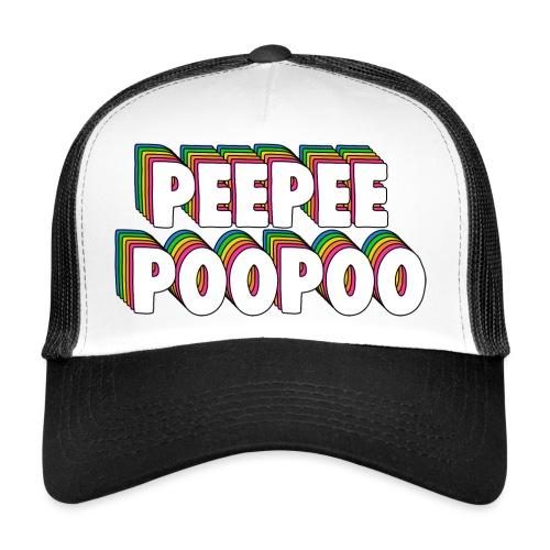 PEEPEEPOOPOO Meme - Trucker Cap