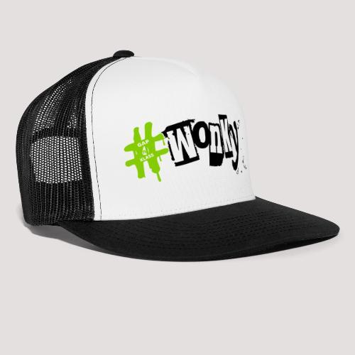 wonky Punk - Trucker Cap