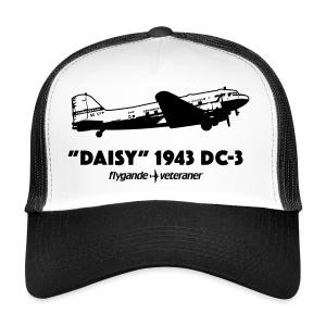 Daisy Flyby 1 - Trucker Cap