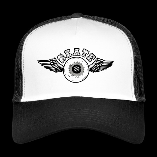 Skate wings - Trucker Cap