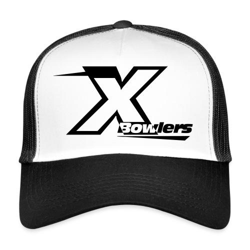 X-Bowlers BlackLogo Cap - Trucker Cap