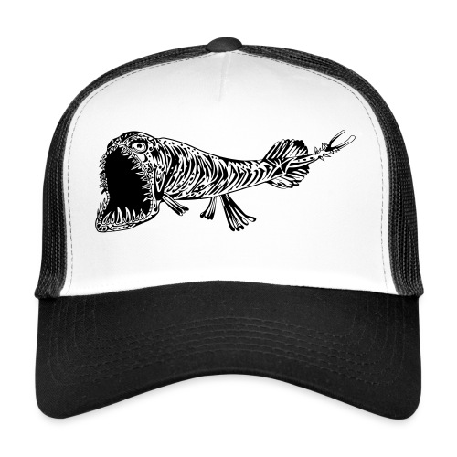 A fish called Grossmaul - Trucker Cap