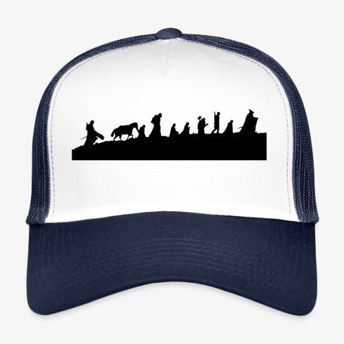 The Fellowship of the Ring - Trucker Cap