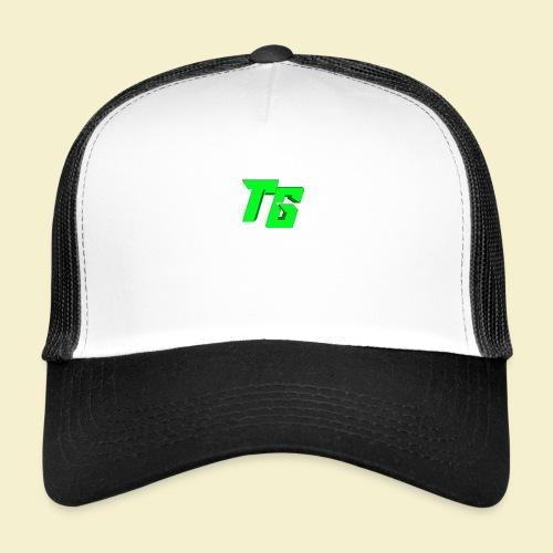 TristanGames logo merchandise - Trucker Cap