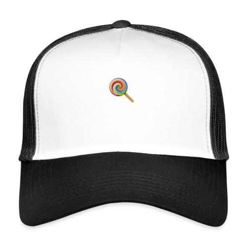 lolly_emoji - Trucker Cap