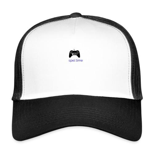 spel time - Trucker Cap