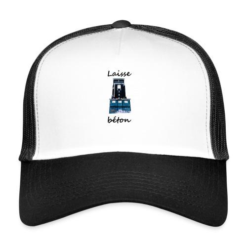 laisse_b--ton-png - Trucker Cap