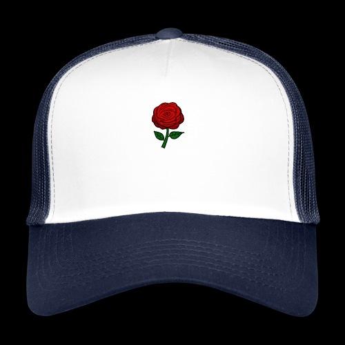 Rote Rose - Trucker Cap
