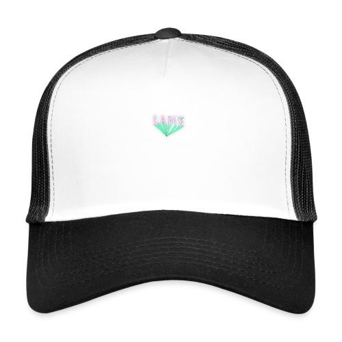 LAME tshirt - Trucker Cap