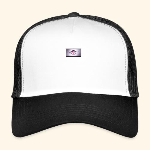 Mascotte YouTube - Trucker Cap