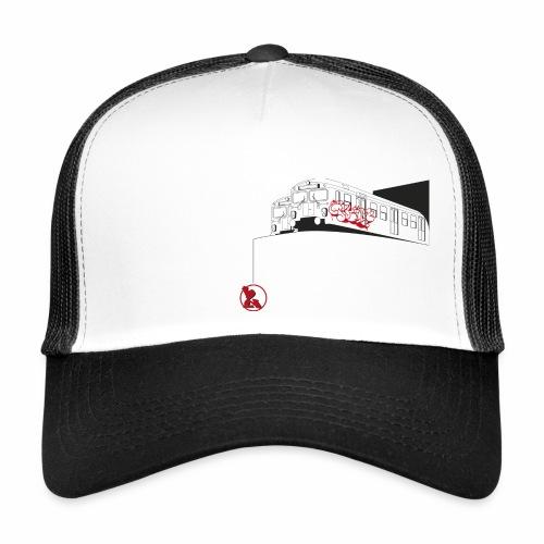All in Action √ - Trucker Cap