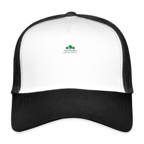 TOS logo shirt - Trucker Cap