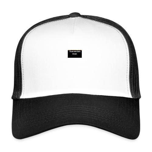 T-shirt staff Delanox - Trucker Cap