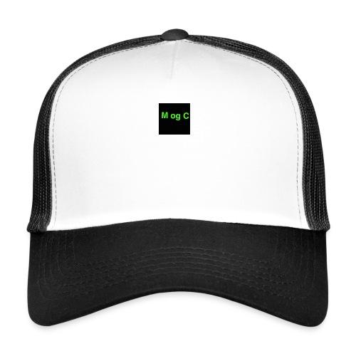 mogc - Trucker Cap