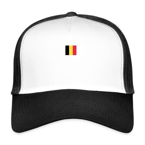 vlag be - Trucker Cap