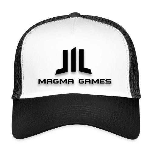 Magma Games hoesje - Trucker Cap