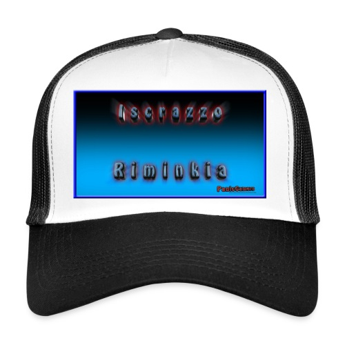 Iscrazzo_riminkia - Trucker Cap