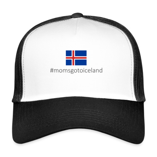 Iceland - Trucker Cap