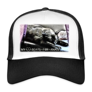 My Heart Beats For Anais - Trucker Cap
