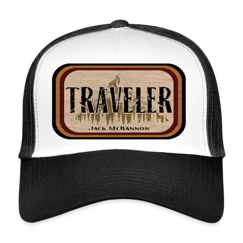 Jack McBannon -Traveler - Trucker Cap