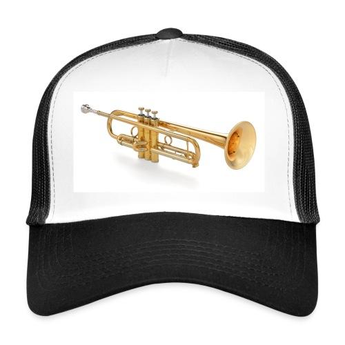 the trumpet - Trucker Cap