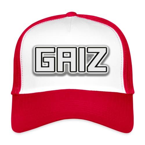 GAIZ-SENZA COLORE-BIANCO - Trucker Cap