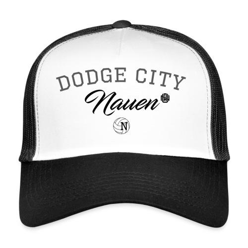 Nauen - Dodge City - white - Trucker Cap