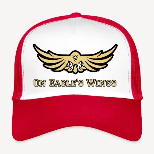 ON EAGLES WINGS - Trucker Cap